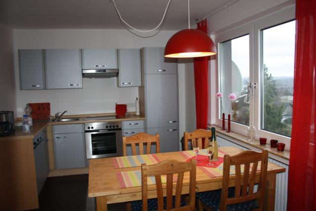 Ferienwohnung am Möhnesee - Küche