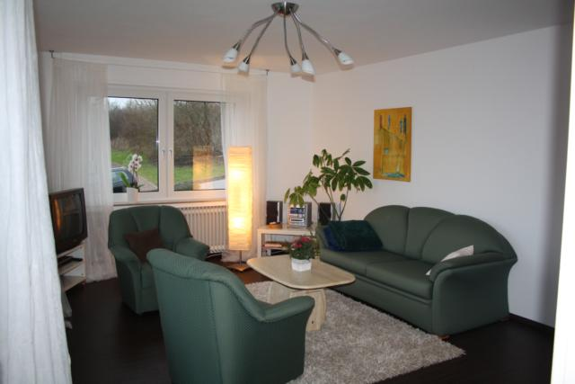 Ferienwohnung am Möhnesee - Wohnzimmer